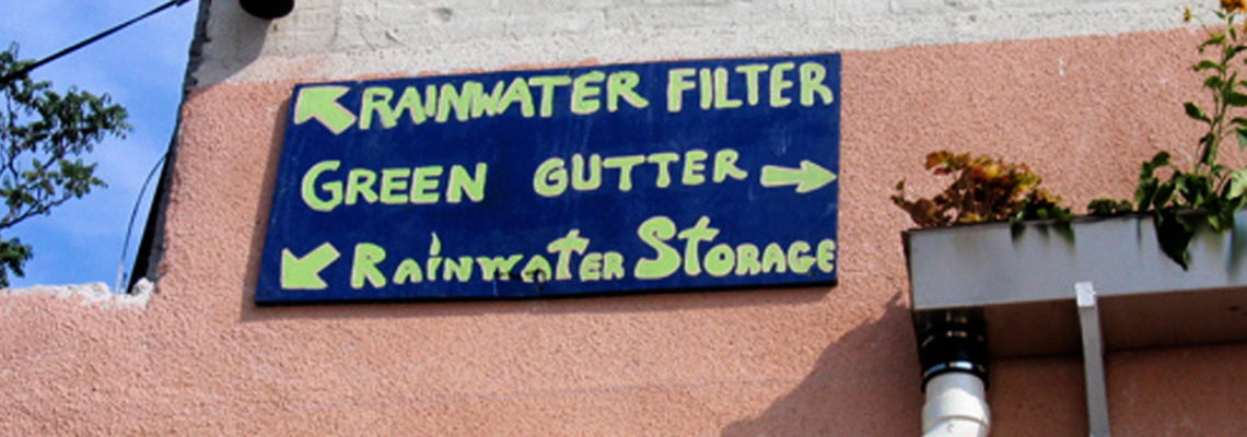 GREEN STORMWATER INFRASTRUCTURE DESIGN AND MONITORING